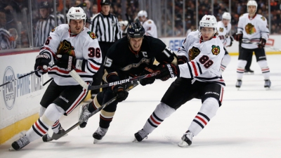 How the Blackhawks' Could Lose First Place This Weekend