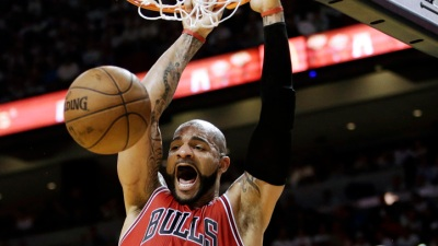Bulls Steal Game 1 from Heat