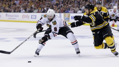 Should Quenneville Bench Leddy for Game 5?