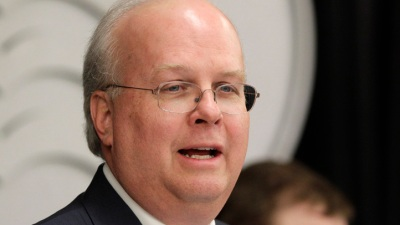 Karl Rove Wants To Stop The Tea Party