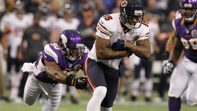 Bears Offense Sparks then Duds