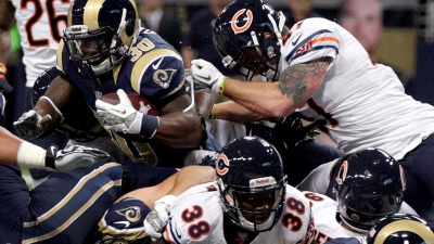 Bears' Loss Hampers Team's Playoff Chances