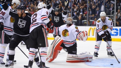 Blackhawks Drop Game 3 to Kings