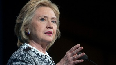 Hillary Clinton Kicks Off Book Tour in Chicago