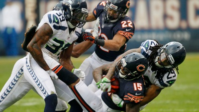 Recap: Bears Lose to Seahawks in OT