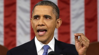 Obama Seeks to Revive Agenda in State of Union