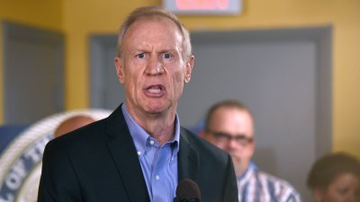 Rauner's Budget Calls For Reduced Spending, Pension Reform