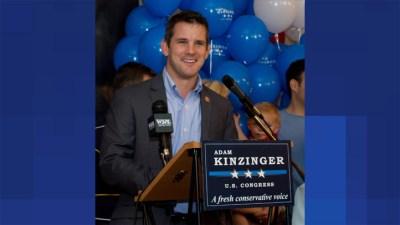 Adam Kinzinger