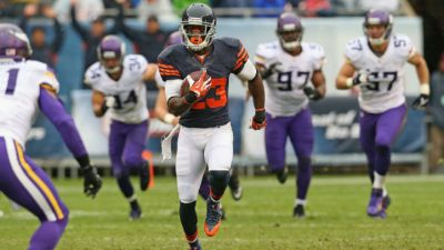 Hester Open to Playing Wide Receiver Again