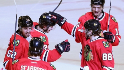 Blackhawks Look for Ninth Win in a Row