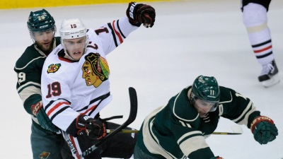 Wild Shut Out Blackhawks 4-0