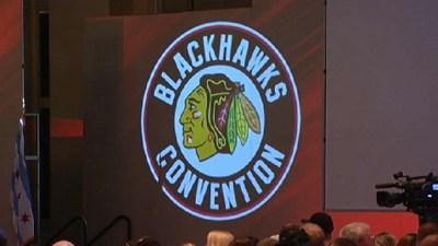 Blackhawks Convention Passes On Sale Monday