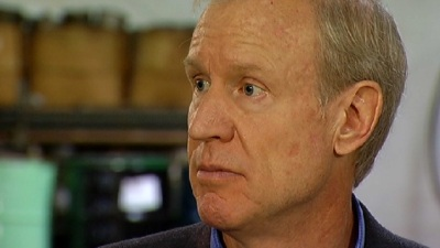 Opinion: What Bruce Rauner's Uber Love Means For Illinois