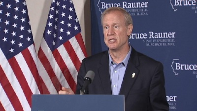 Opinion: Rauner Taps Horton in Campaign Strategy
