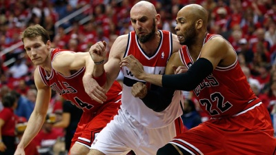 Bulls Win Game 3 Over Wizards
