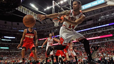 Bulls Try To Bounce Back Versus Wizards