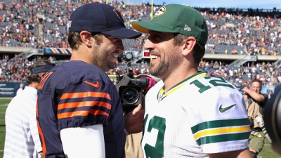 "Rodgers Admits to ""Smoking Jay Cutler"" Parody"