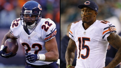 Marshall, Forte Named to Pro Bowl