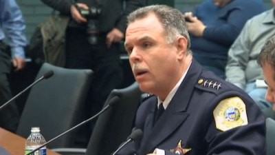 Chicago's Top Cop To Undergo Back Surgery