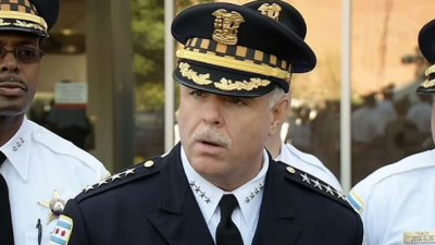 Spoof Twitter Feed Targets Chicago's Top Cop