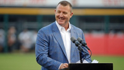 Chicago Blackhawks to Honor Baseball Great Jim Thome