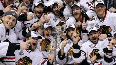Five Top Moments From the Blackhawks' 2010 Stanley Cup Run