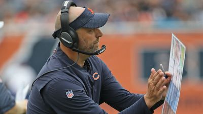 Even Without Starters, Bears Beat Chiefs 27-20