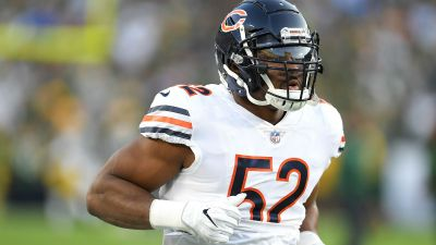 LeBron Shouts Out Khalil Mack During Bears Debut