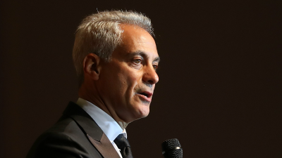 Emanuel Spokesman: Trump 'Clueless,' Wrong on Stop-and-Frisk