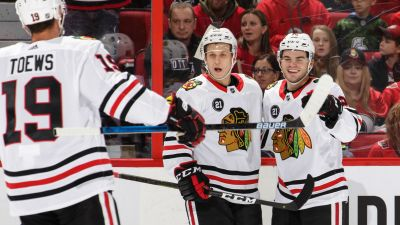 Kane Scores OT Goal, Leads Team to Victory