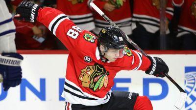 Even in Defeat, Kane, Blackhawks Make History