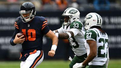 Bears Beat Jets, Snapping Losing Streak