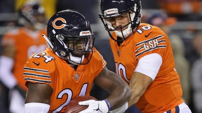 Teams Approach Bears About Jordan Howard Trade: Report