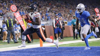 Bears Beat Lions for 5th Straight Win