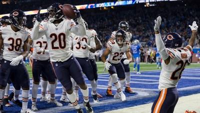 No, the Bears' Viral Dance Wasn't the Super Bowl Shuffle