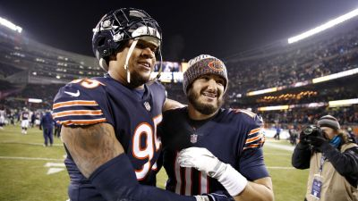 Bears Could Clinch Playoff Berth, Division Next Week