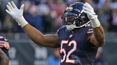 NFL Announces Date for Bears-Raiders Tilt in London