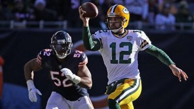 Bears, Packers Set for Season-Opening Showdown