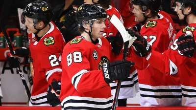Kane Makes History With Hat Trick vs. Wild