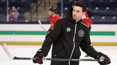 Colliton Looks Forward to First Camp With Blackhawks