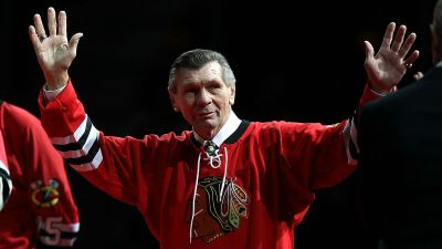 Blackhawks to Honor Mikita in 2018-19 Season