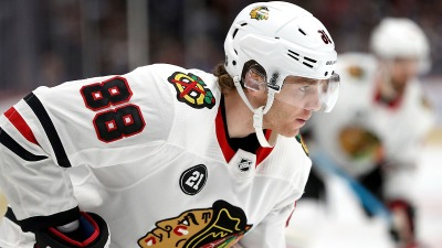 Patrick Kane Makes History for Blackhawks