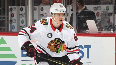 Blackhawks F David Kampf Out for Several Weeks, Team Says