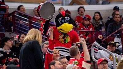 Blackhawks Hope for Bounce Back in Home Opener vs. Sharks