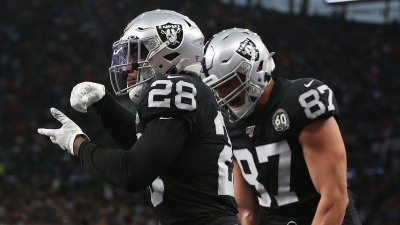 Raiders Stun Bears After Wild Contest in London