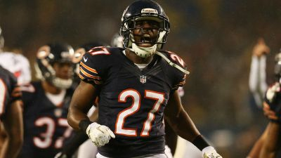 Wheaton, McManis Held Out of Bears Practice