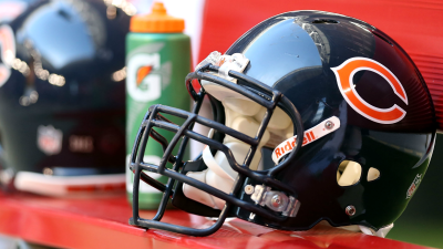 Mexican Artists' Helmet Redesign Confuses Bears Fans