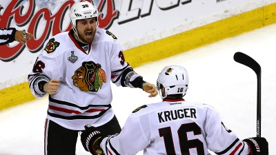 Blackhawks to Honor Dave Bolland With 'One More Shift'