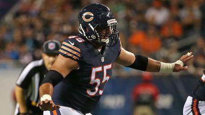 Bears Cut Hroniss Grasu, Report Says