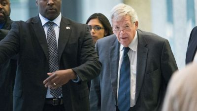 Hastert Could Soon Face Questions About Payoffs